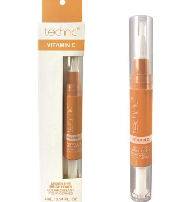 Technic Vitamin C Under Eye Brightener 4ml