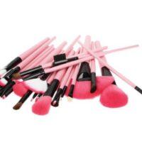 Σετ Πιλέλων Επαγγελματικής Ποιότητας Ροζ