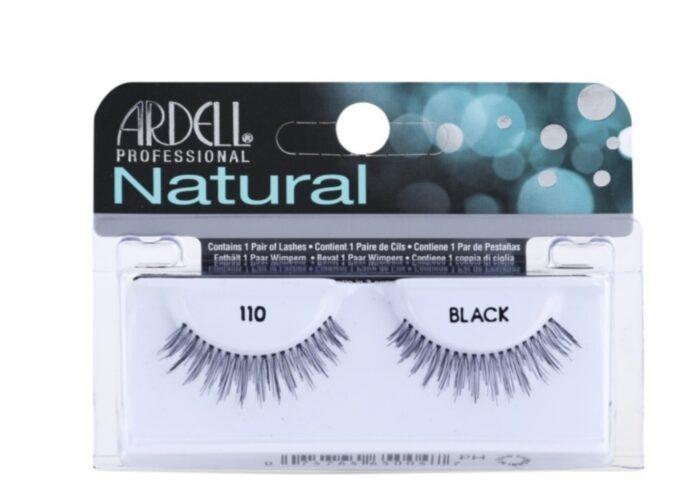 Ψεύτικες βλεφαρίδες  ARDELL Natural  110 Black