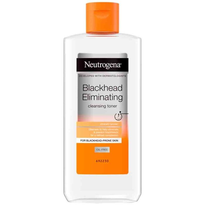 Neutrogena Blackhead Eliminating Toner 200ml