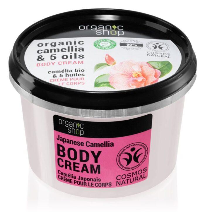 Organic Camellia & 5 Oils